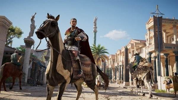 Assassin's Creed Discovery Tour is a historical sightseeing delight
