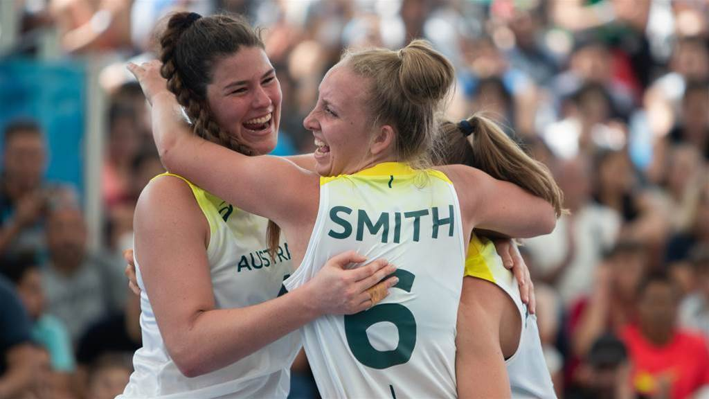 Emotional bronze for underdog Aussies