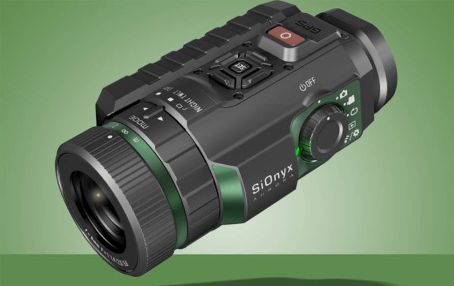 SiOnyx's Aurora is an action cam built to shine in the darkness
