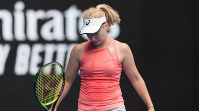 Gavrilova: I'm not in a good headspace