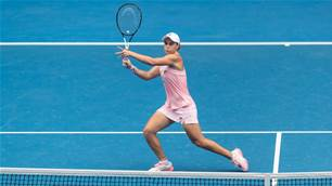 Barty taking confidence from Miami