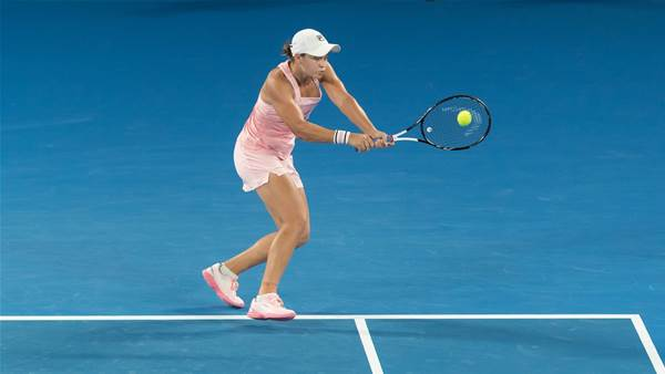 Barty to make maiden Australian Open fourth round appearance