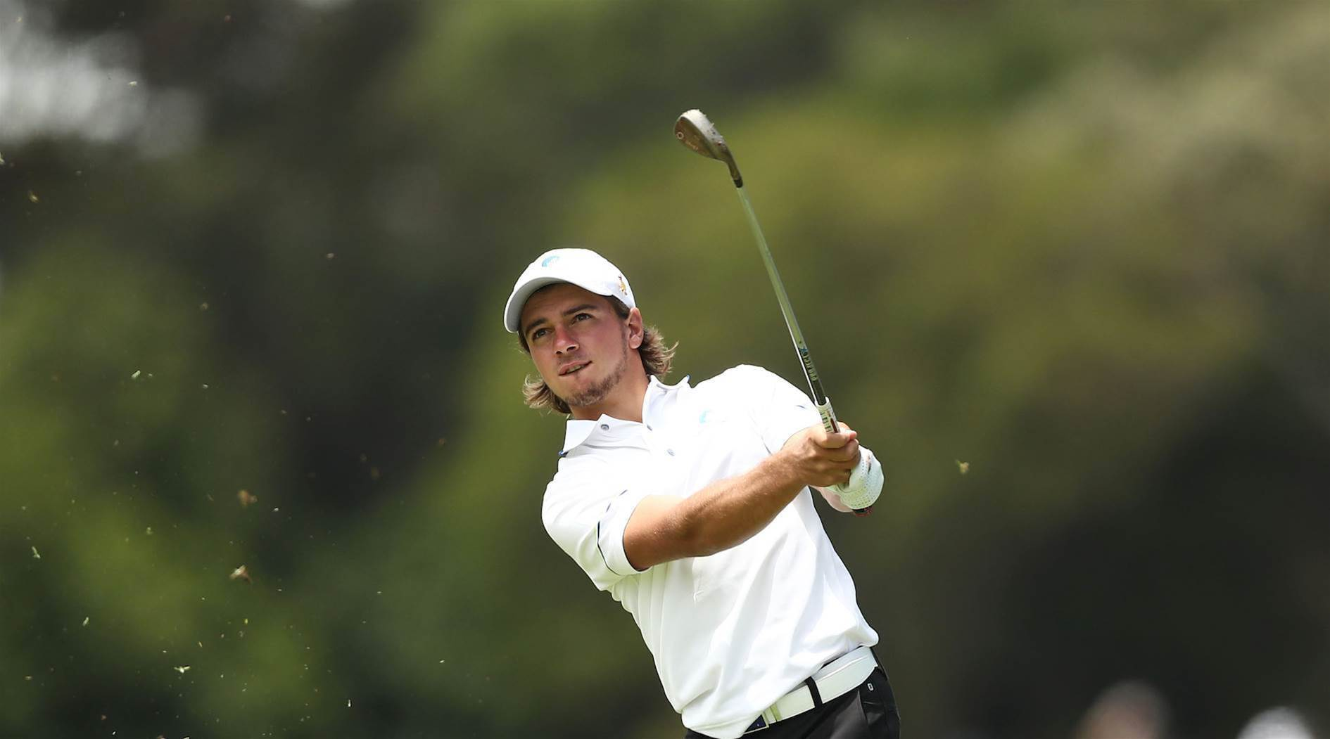 AUS AMATEUR: Men's top seed falls on first day of match play