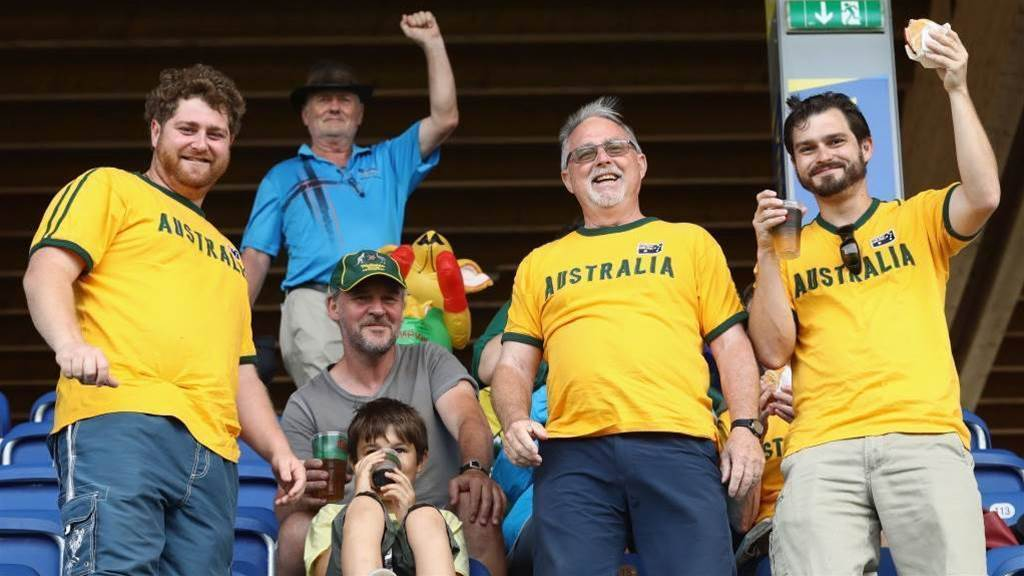Aussie fans among top buyers of World Cup tickets