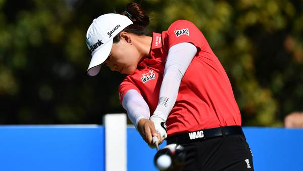 Aussies on Tour: Pair of aces beats Minjee