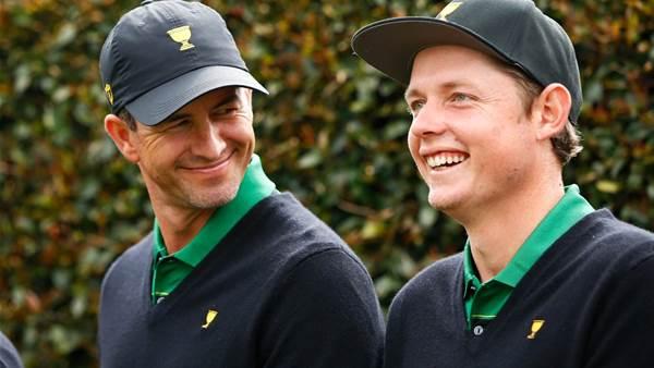 PGA battle of the Queenslanders