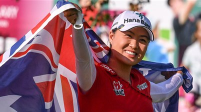 Aussies on Tour: Minjee's major moment