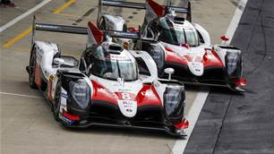 Toyotas excluded from Silverstone WEC