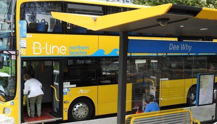 Sydney's buses get digital 'third eye' view to prevent collisions