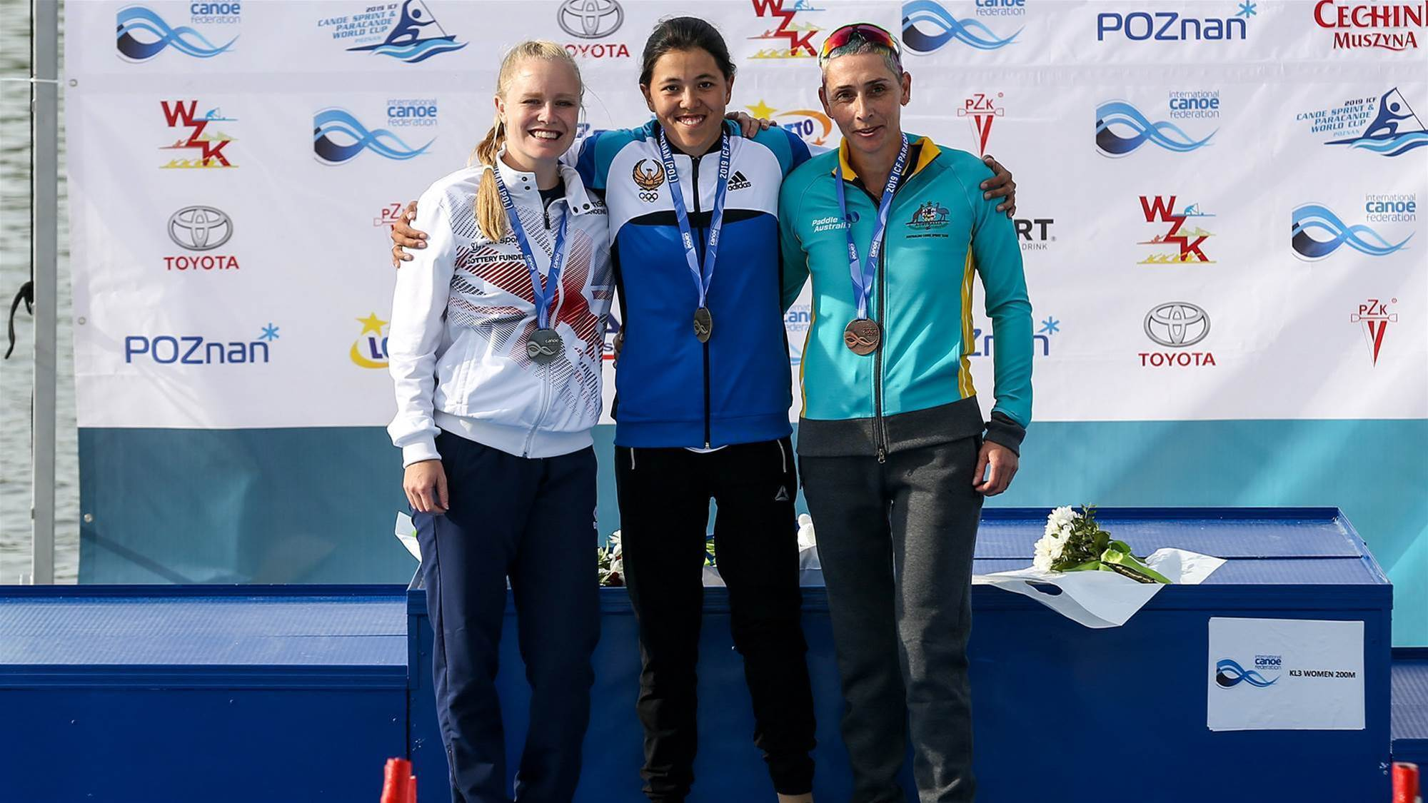 Reynolds and Seipel medal in Poland