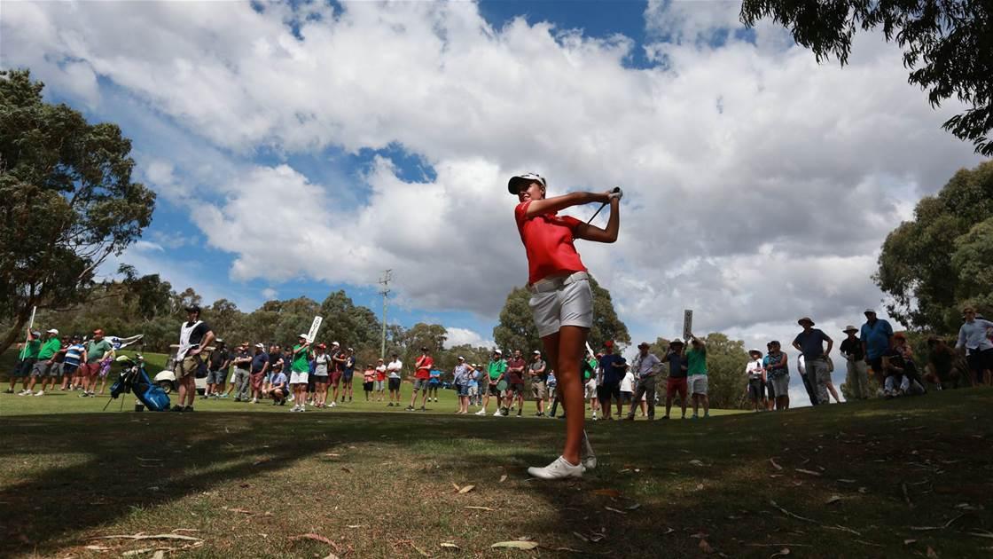 Women's NSW Open receives prizemoney boost