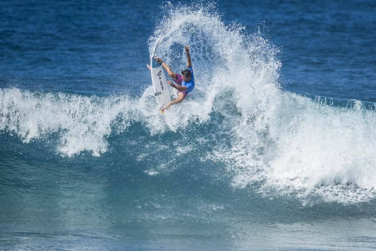 Julian Wilson Injured