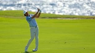 Baddeley lurks at PGA Tour's Corales champs