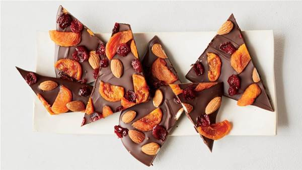 Fruit And Nut Bark Recipe