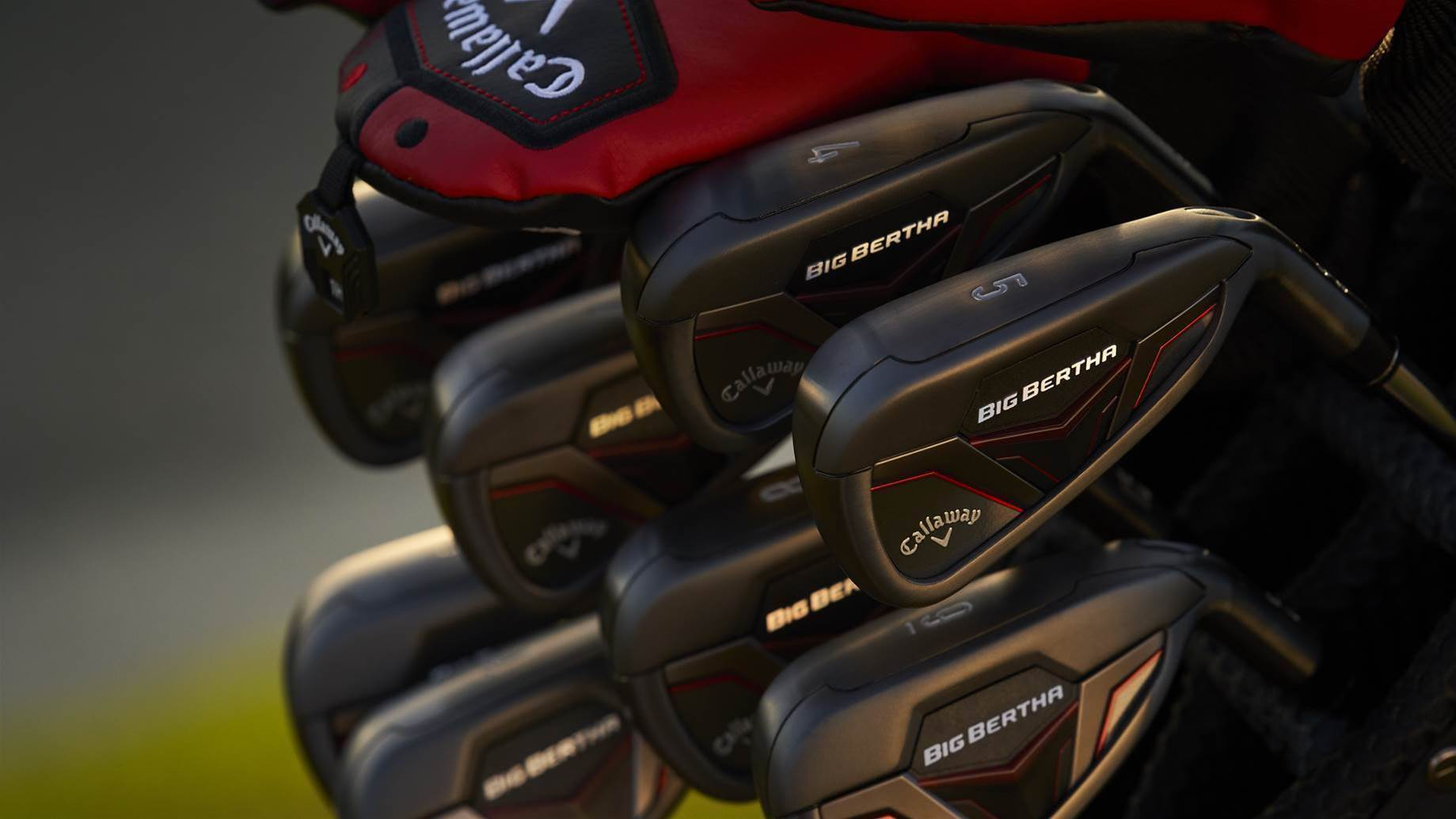 New Big Bertha improved at its core