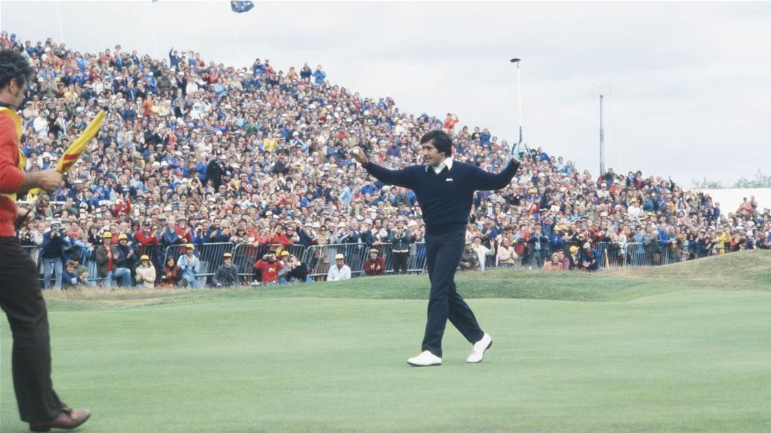 10 years on: R&A celebrates the life of Seve