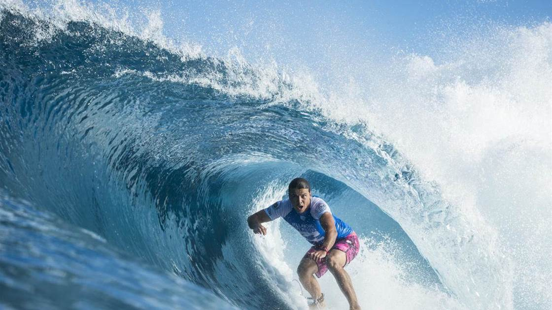 Can Julian Wilson Bring the World Title Home?
