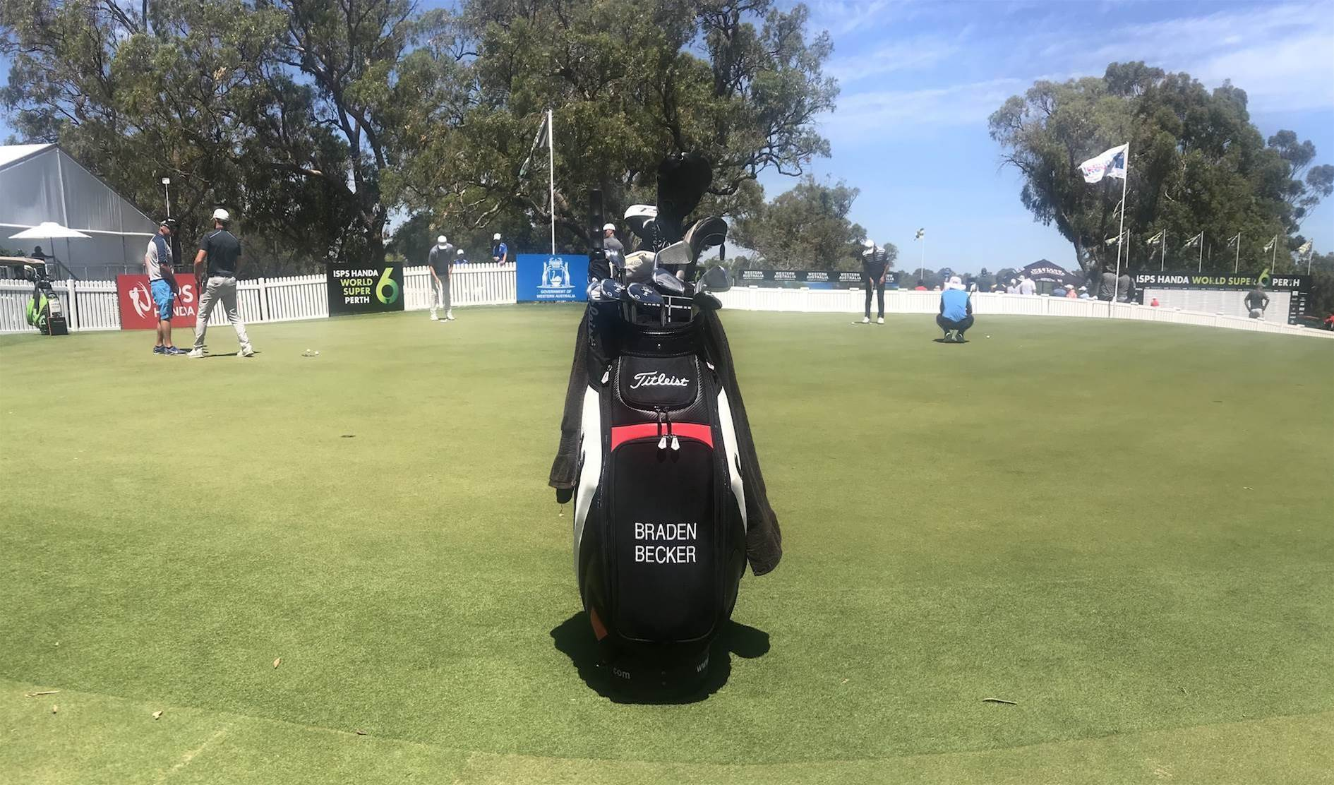 Golf's toughest waiting game
