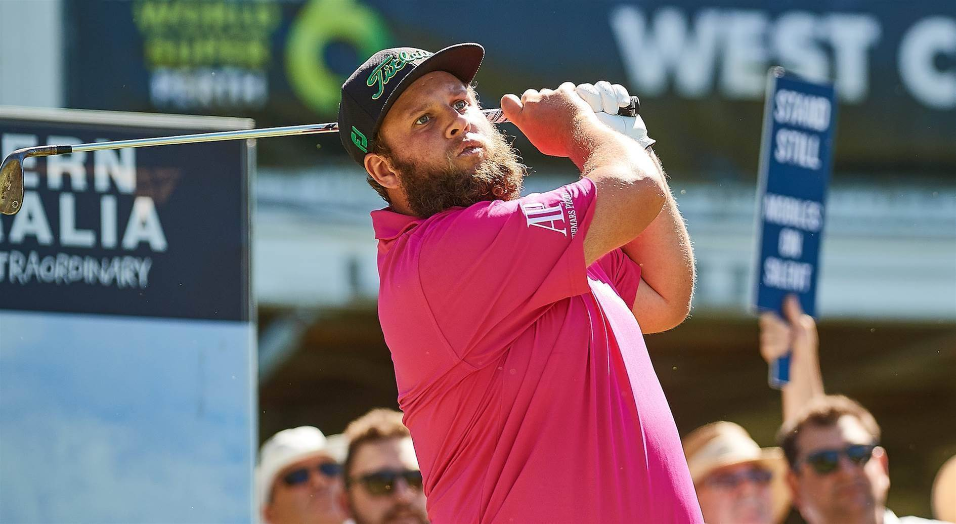 Golf cult hero keen to return to Perth