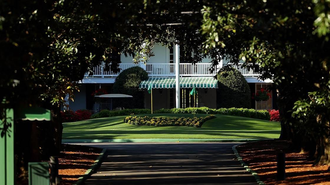 Augusta National celebrates before Masters