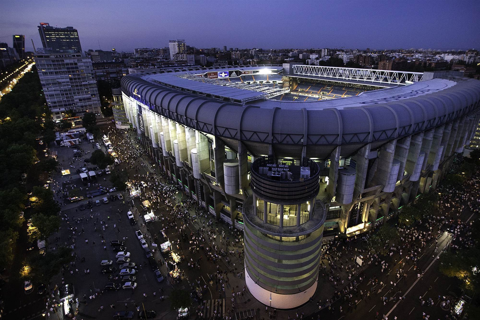 Copa Libertadores final moved 6000 miles away to Bernabeu