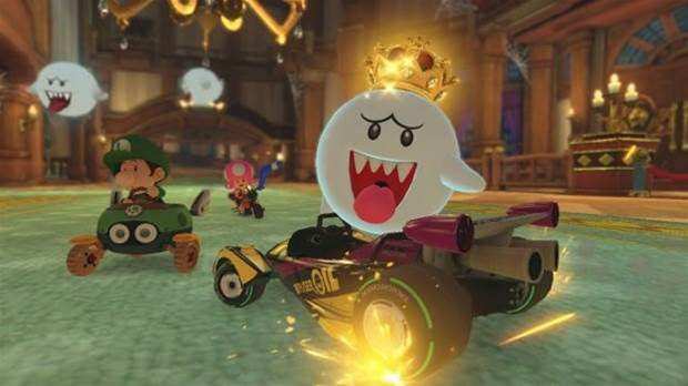 The best Mario Kart character is Wario, according to science