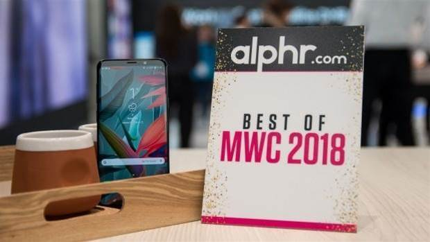 Best of MWC 2018: Mobile tech
