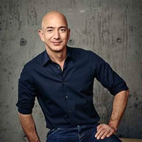 Amazon's Bezos pledges US$10bn to climate change fight