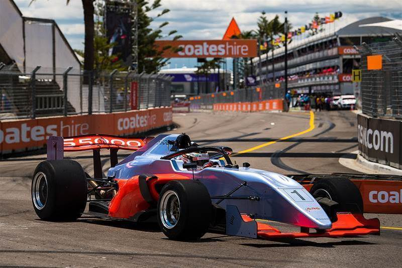 GRM to build new S5000 openwheelers
