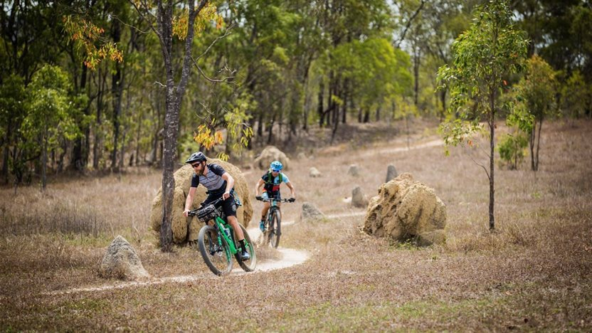 Set for adventure at the Crocodile Trophy