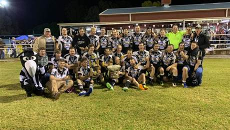 Blackall Magpies power on!