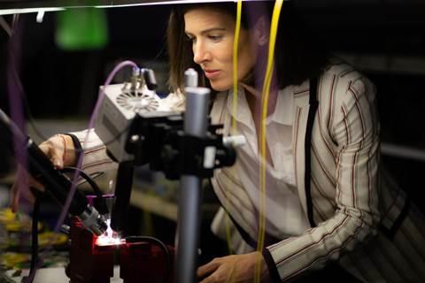 Sydney Uni follows the light and steps closer to quantum computing