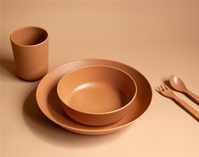 eco-friendly dinnerware for kids