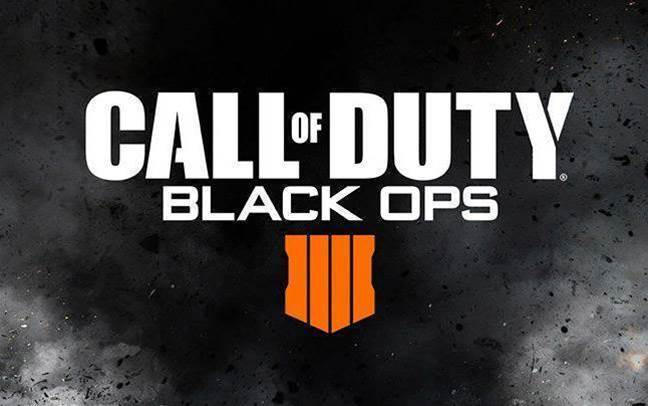 CoD: Black Ops 4 is official. Crashing into Earth this October