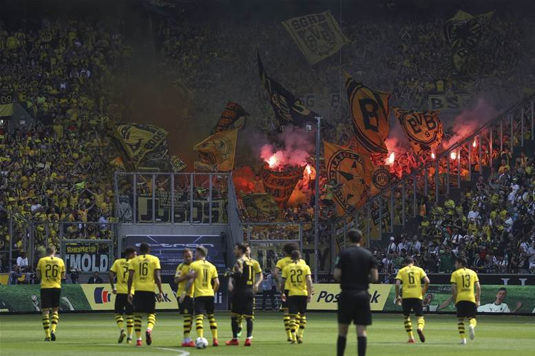 Borussia Dortmund to feature in documentary series