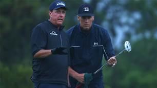 Phil and Brady reunite to take on Bryson