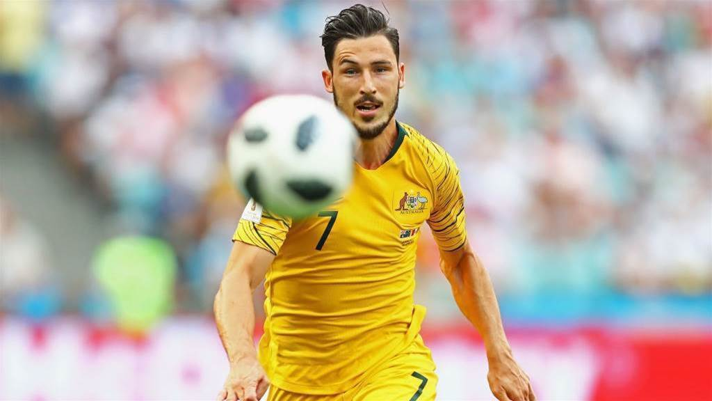 Leckie named a 'breakout star' of the World Cup