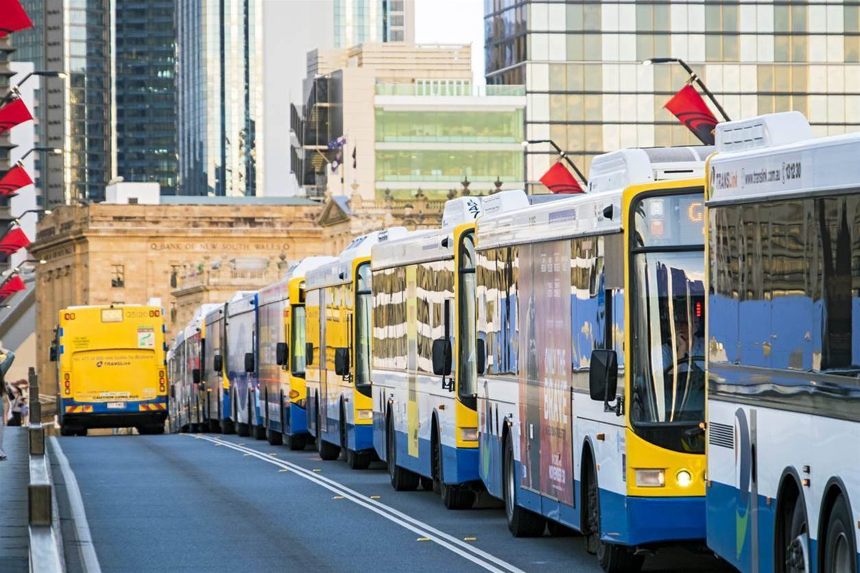 Brisbane commuters travel for free after Go Card fail