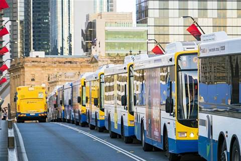 Qld's TransLink to pilot NFC tags, e-ink tech at bus stops