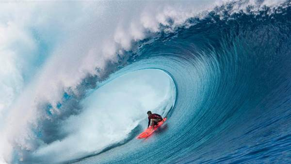 Waves That Mattered: Bruce Irons and the Pink Pony ride