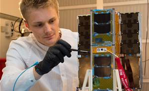 First UNSW CubeSat launched into orbit