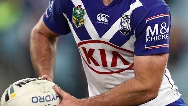 Titans sign Bulldogs centre