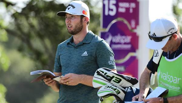 Winner's Bag: Sam Burns – Valspar Championship