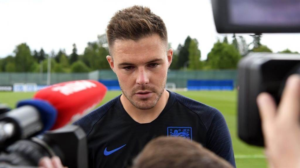 Butland: We're sleeping okay despite Russia's bright 'white nights'