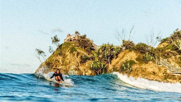The Philosophy of Surfing