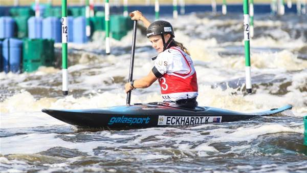 Eckhardt confidence high after World Titles finish