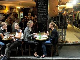 Cafes: the next frontier for AI?