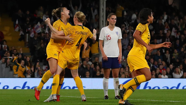 Matildas Steal a Draw