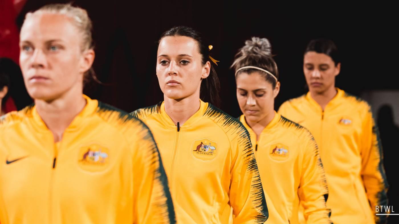 Aussies Praised by Thorns Coach