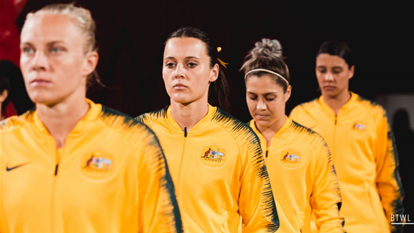Aussies Praised by Thorns Coach